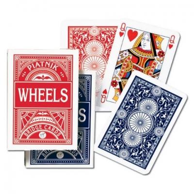 Покер, карты, Piatnik Wheels