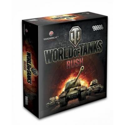 World of Tanks. Rush