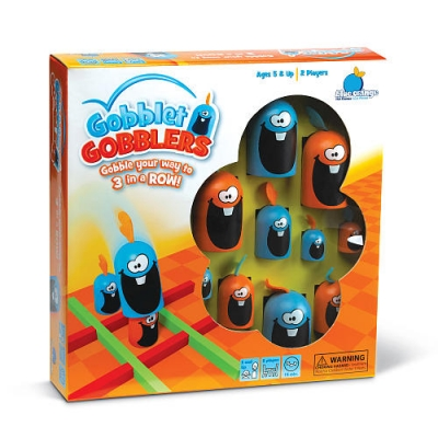 Гобблет для детей (Gobblet gobblers)