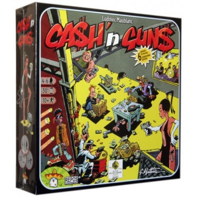 Гангстеры (Cash  AND  Guns)