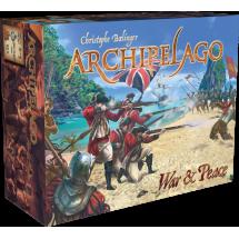 Архипелаго. Война и Мир (Archipelago: War and Peace Expansion, дополнение)