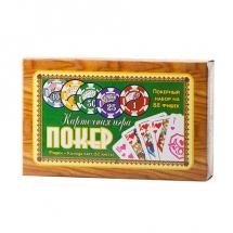 Покер, карты, Задира, 88 фишек
