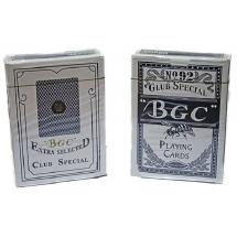 Карты BCG пластик покер