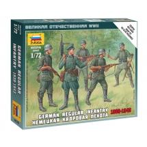 Миниатюра Немецкая кадровая пехота