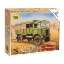 "Миниатюра Британский  грузовик ""Матадор"""