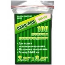 "Протекторы Card-Pro ""USA Std"" 58x88"
