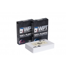 "Карты для покера ""Fournier WPT"" 100% пластик, Испания"