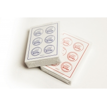 "Карты для покера ""Fournier Casino Europe"" 100% пластик, Испания"