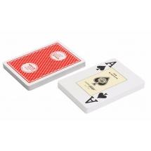 """Карты """"Fournier 818 Casino Europe"""", красная рубашка"""