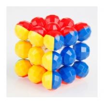Кубик Рубика, круглые сегменты