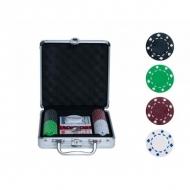 Наборы для покера на 100 фишек