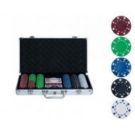 Наборы для покера на 300 фишек