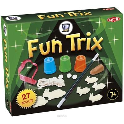 Fun Trix, набор фокусов