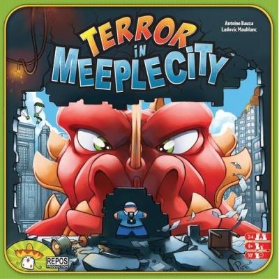Terror in Meeplecity (Ярость)