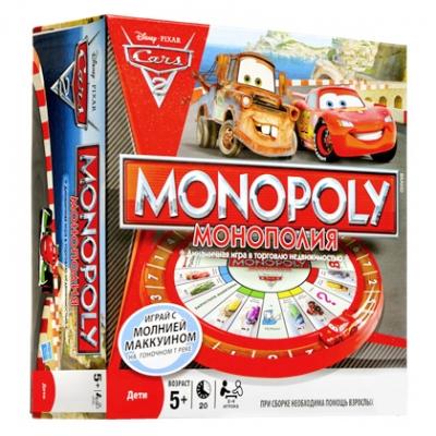 Монополия. Тачки