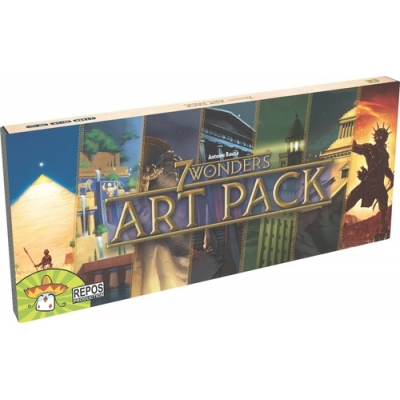 7 чудес: ART Pack