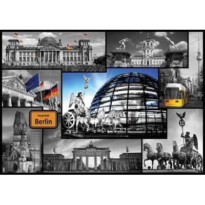 Пазл Берлин, 500 деталей