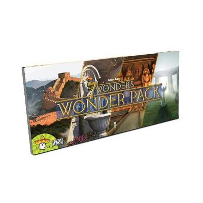 7 чудес: Новые чудеса (7 Wonders: Wonder pack)