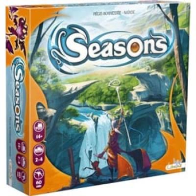Seasons, б/у