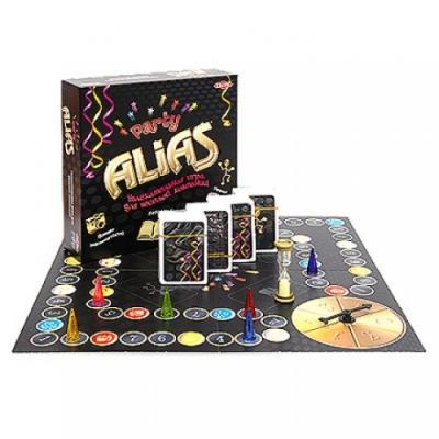 Алиас для вечеринок (Party Alias)