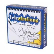 Испорченный телефон (Telestrations)