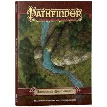 Pathfinder Игровое поле Дремучий лес