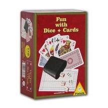 175 игр с картами и кубиками