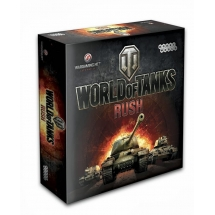 World of Tanks. Rush