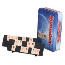 Руммикуб, компактная версия в метал. коробке