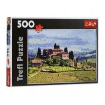 Пазл Тоскана, 500 деталей