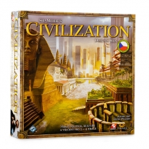 Цивилизация Сида Мейера (Sid Meier`s Civilization: The Board Game)
