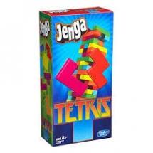 Дженга Тетрис