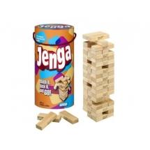 Дженга в тубусе