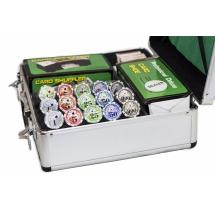 Покер, набор, металл, 600 фишек