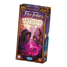 Five Tribes: The Artisans of Naqala (дополнение)