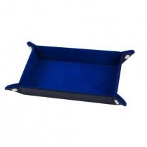 Тарелка для кубиков прямоугольная Синий бархат