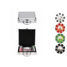 Покер, набор Royal Flush, 100 фишек