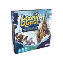 Луни Квест: Затерянный город (Loony Quest: The Lost City, дополнение)