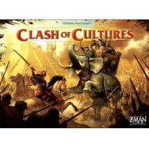 Clash of Cultures, б/у