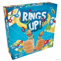 Rings up! Разноцветные колечки